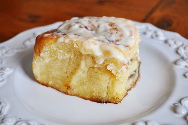 Overnight Cinnamon Rolls - I need to make these for Easter morning!