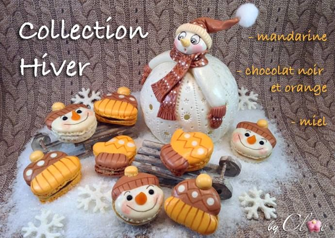 winter macarons   Cupcakes, Muffins and more   Pinterest