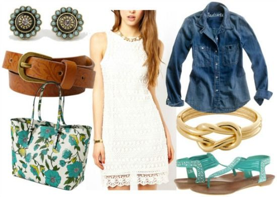 4 easy outfit formulas for