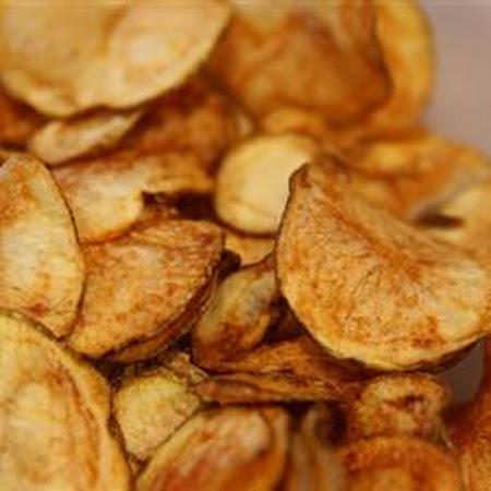 Homemade potato chips-yummy! | Yummy in my Tummy (Recipes) | Pinterest