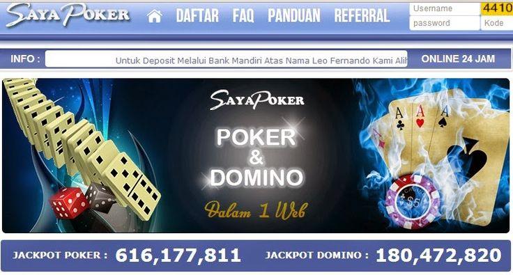 macam poker uang asli