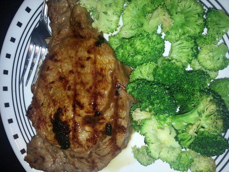 get in there and massage that steak flank steak marinade brown sugar ...
