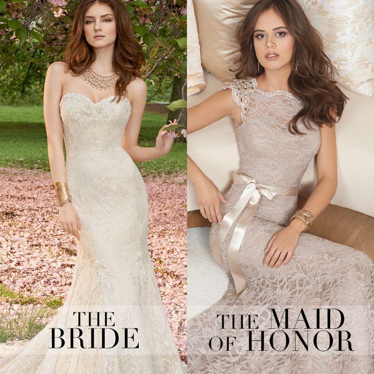 Camille La Vie wedding and bridesmaid dresses