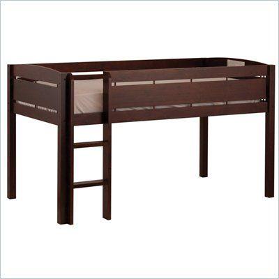 Loft Room Ideas on Espresso Kids  Junior Loft Bed   Room Ideas For Zayden