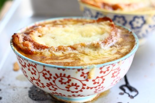 French Onion Soup for the Heart