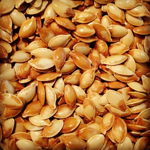 Toasted Pumpkin Seeds | Party! Party! | Pinterest