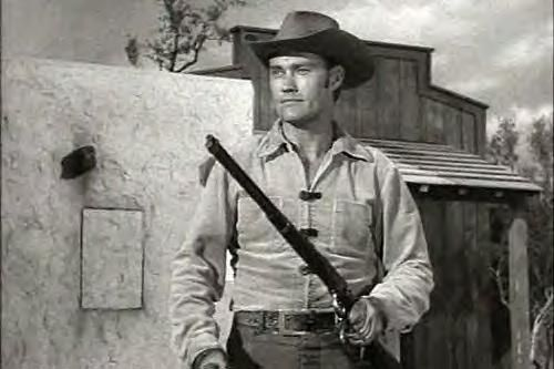 The Rifleman (TV Series), starring Chuck Connors