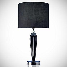 Fantastic Monochrome Tripod Lamp With Grey Shade  40 A Classic Lighting Design