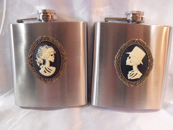 Unusual Gifts for the Bride and Groom.... hope they dont look like ...