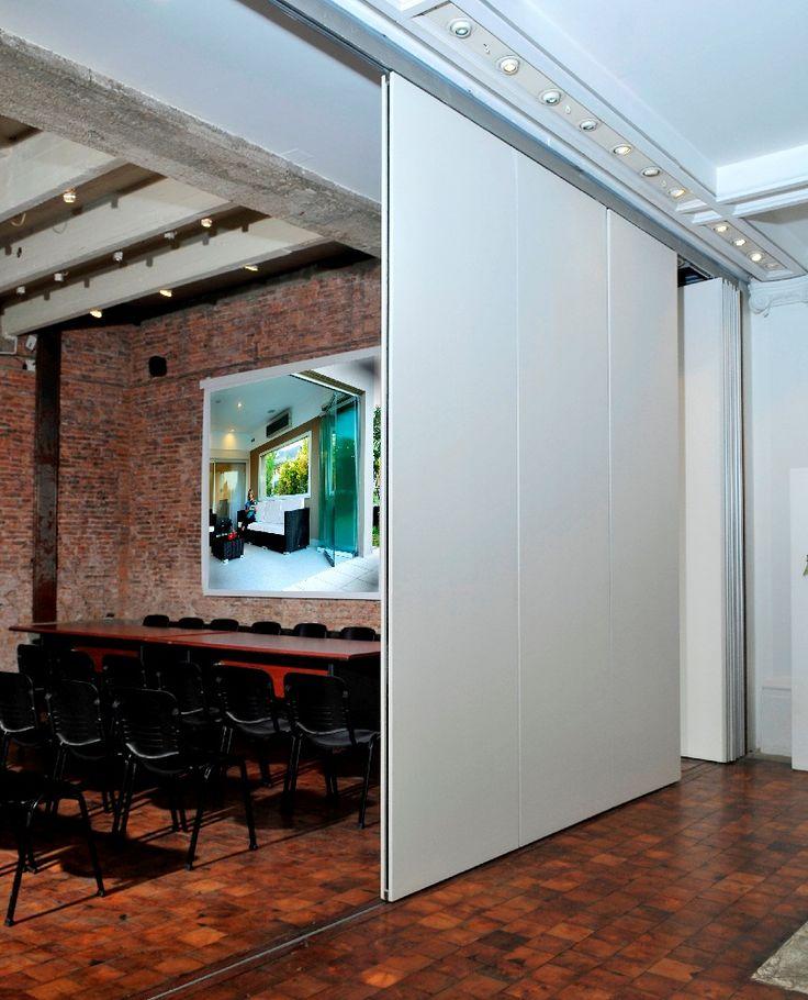 Cortinas separadoras decoracion con cortinas para - Mamparas separadoras de ambientes ...