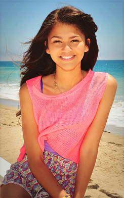 16-yr.-old Zendaya Coleman - Disney ... & Season 16 (spring 2013 ...