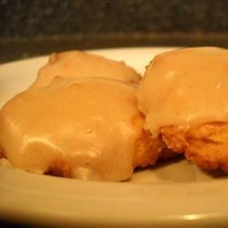 Pumpkin Cookies with Penuche Frosting | Recipe