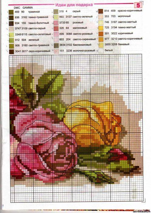 Rosas part 1