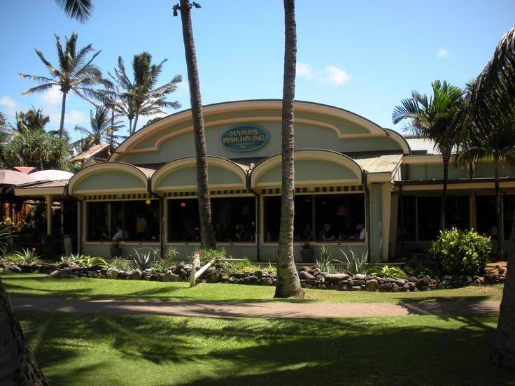 Mama 39 s fish house maui places i 39 ve been pinterest for Mamas fish house maui menu