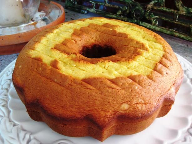 Cake Mix Doctor Pound Cake