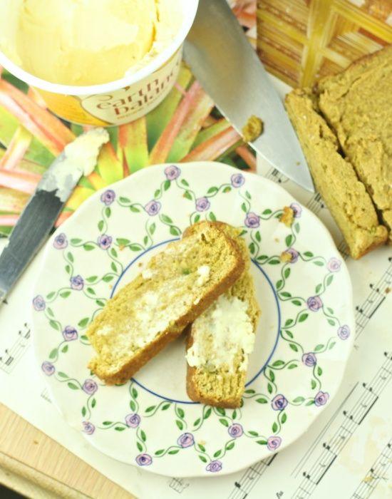 Avocado Pound Cake 6 | sweet amazing bits of yumminess | Pinterest