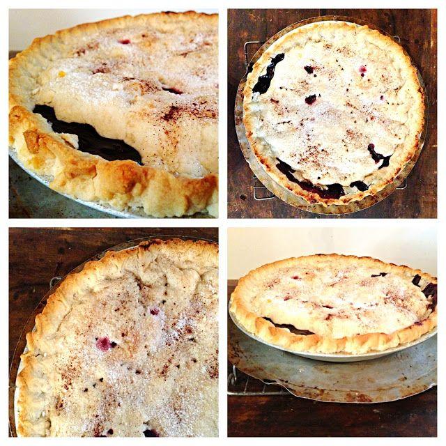 Blueberry Pie! | Food | Pinterest