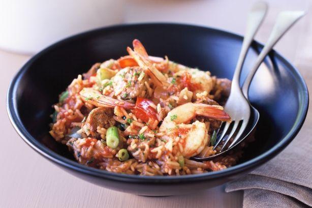 Jambalaya | Foodie Ideas | Pinterest