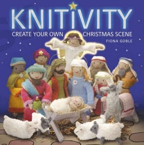 nativity knitting patterns Christmas Pinterest