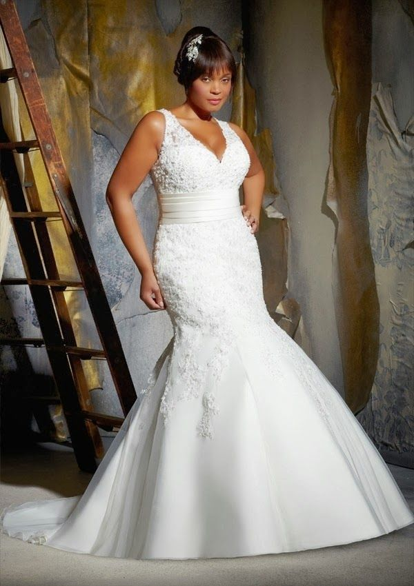 Plus Size Wedding Dresses Mori Lee : Plus size wedding dresses from julietta by mori lee