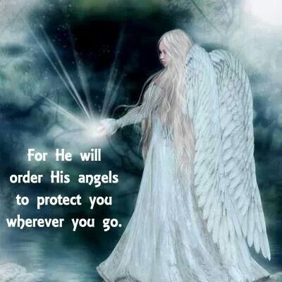 How Do Guardian Angels Protect People? - Angel Protection