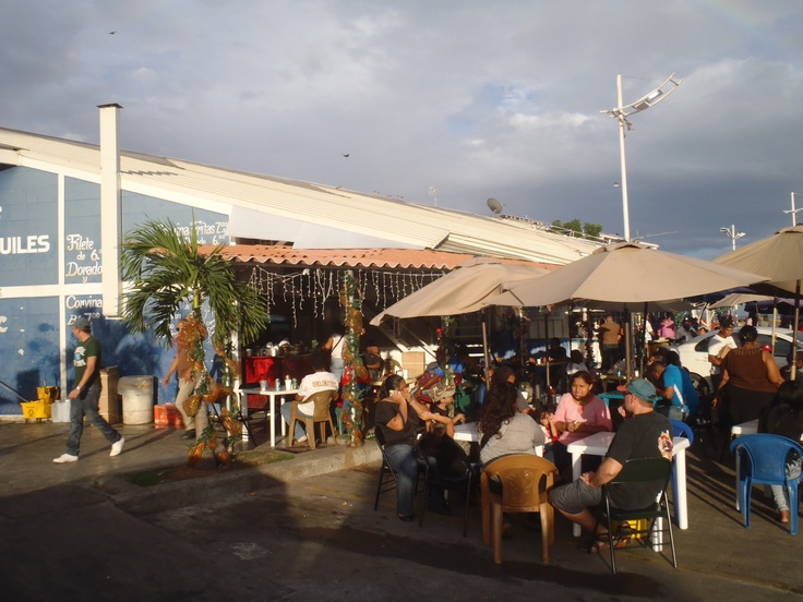 Fish market panama city panama favorite places for Fish market panama city beach