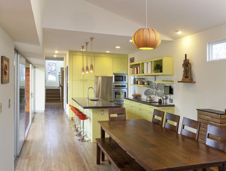 yellow kitchen cabinet paint with moonraker and snowbound sherwin