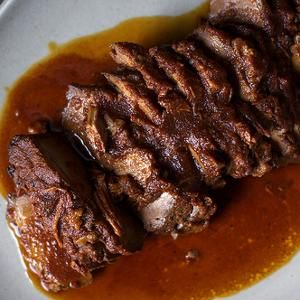 Tangy spiced brisket | Cooking | Pinterest