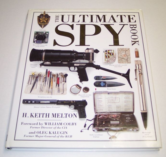 Best non fiction spy books of all time