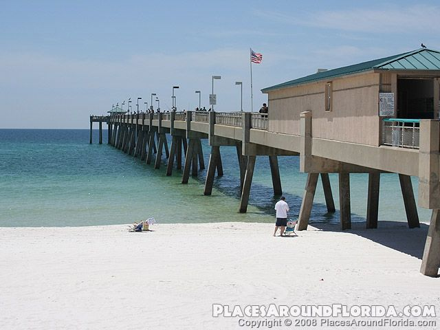 fishing pier at fort walton beach places i 39 ve been