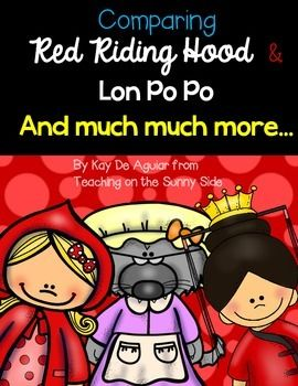 Little red riding hood essay