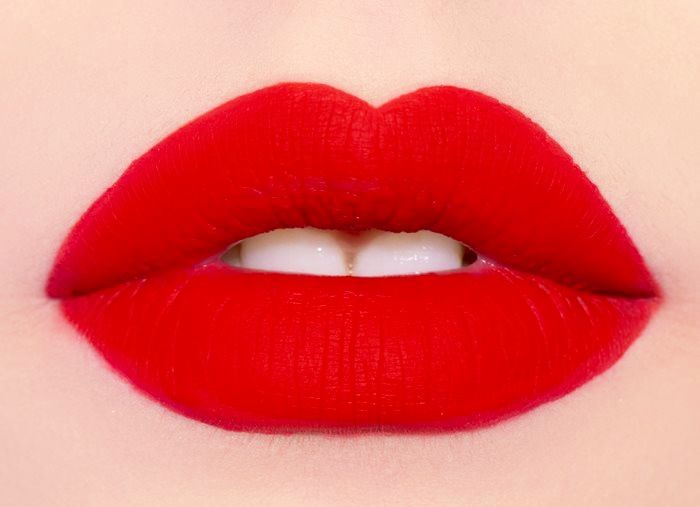 Perfect Matte Lips Make Up Pinterest