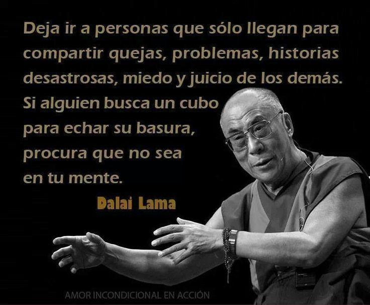 Dalai Lama | Frases | Pinterest