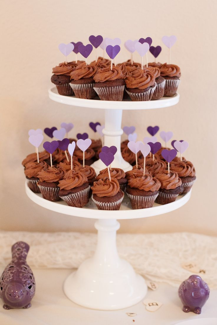 chocolate espresso cupcakes! | Wedding | Pinterest