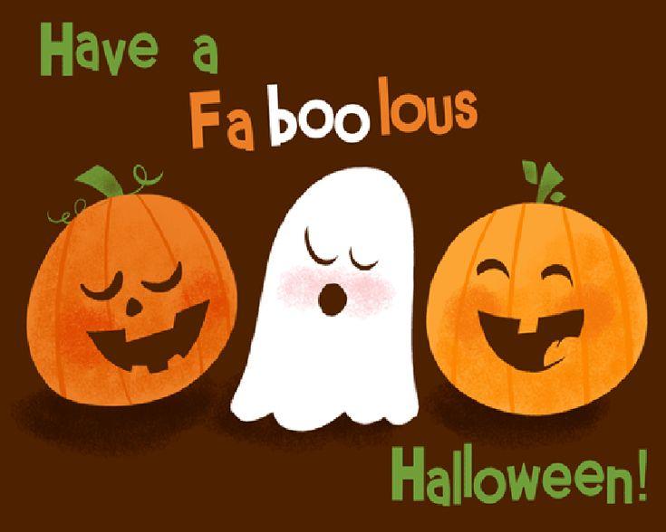 Faboolous Halloween Spooky Cute Pinterest