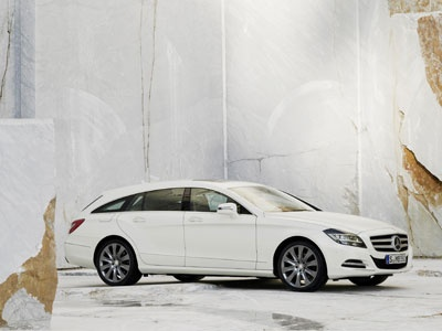 You will be able to order the new Mercedes Benz CLS Shooting Brake from mid-September with first deliveries expected in November 2012.