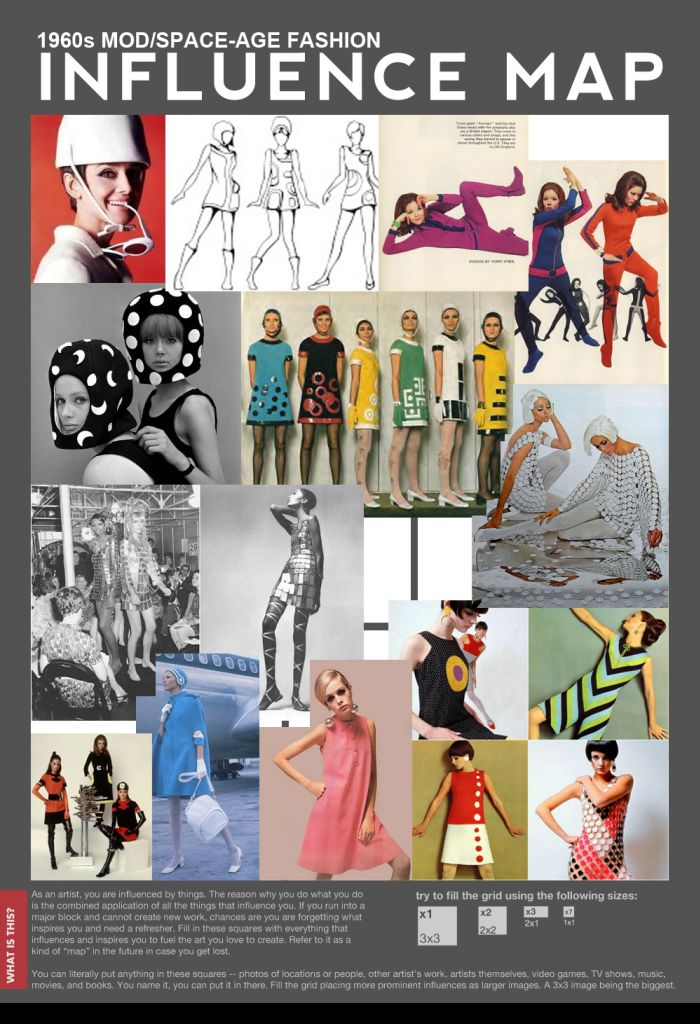 1960s space age fashion 59