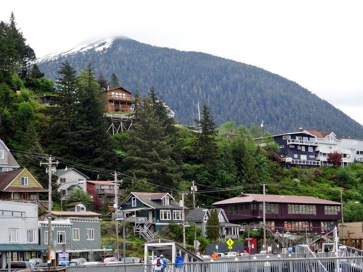 Ketchikan, Alaska.