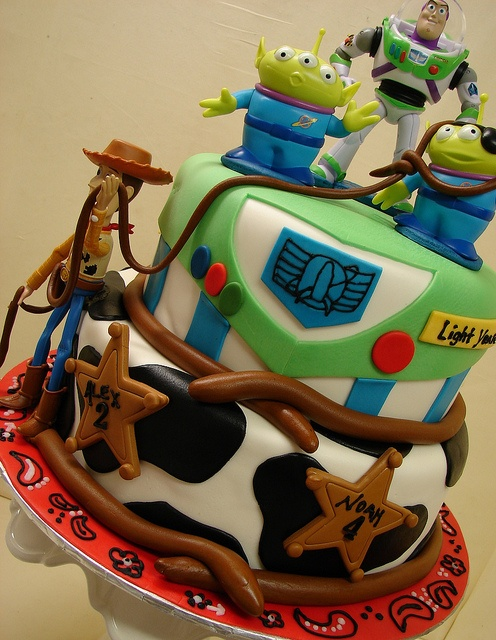 #penguinkids #tangleofknots Toy Story Cake