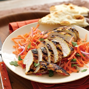 Indian-Spiced Grilled Chicken | What's for dinner? | Pinterest