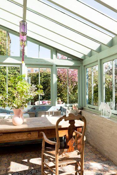 Sun Room Eating Area Garden Sun Rooms Pinterest