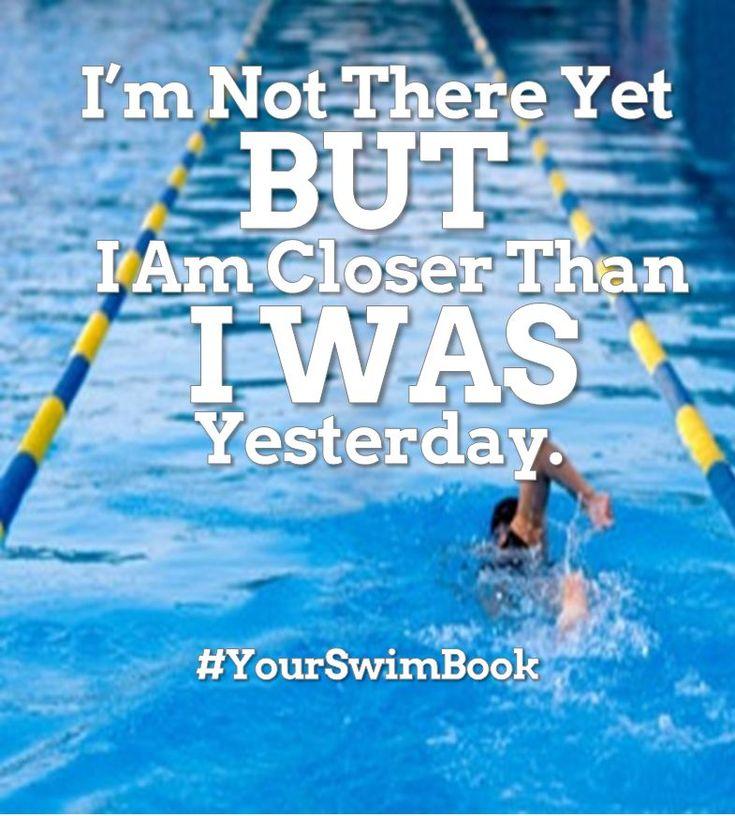 Training Swim Quotes Quotesgram