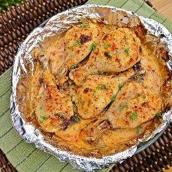 Buttermilk Roast Chicken (Adapt - using a natural sweetener instead of ...