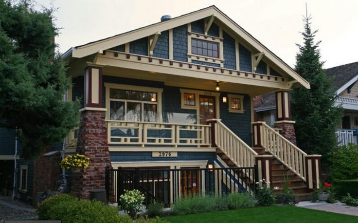 Craftsman style house homes architecture for Craftsman style architects
