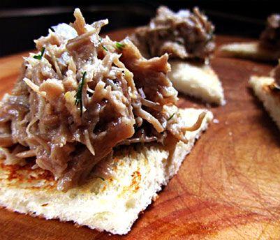 Pork Shoulder Rillettes Recipes — Dishmaps