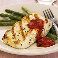 Grilled Halibut | Collecting Recipes to Try | Pinterest