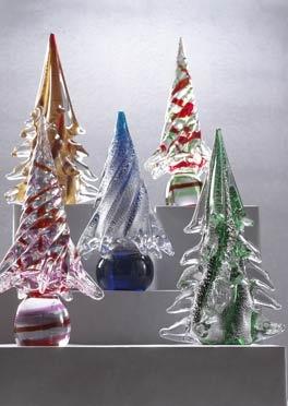 Murano glass trees christmas pinterest - Murano glass christmas tree ...