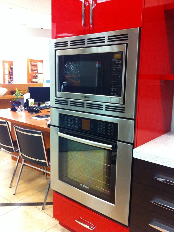 Microwave Oven Bosch Wall Oven Microwave Combo