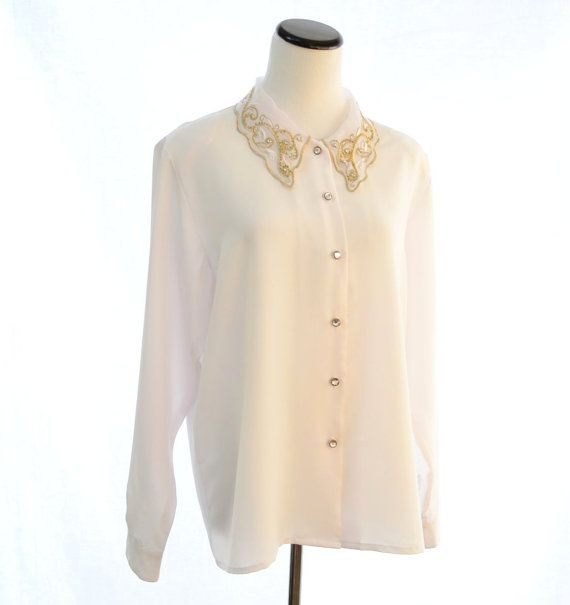 Yves St Clair Studio Blouse 106