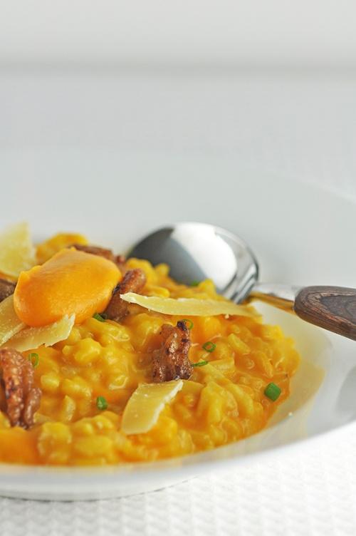Pumpkin risotto | Pumpkin recipes | Pinterest